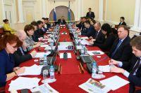 Заседание правительства Югры.