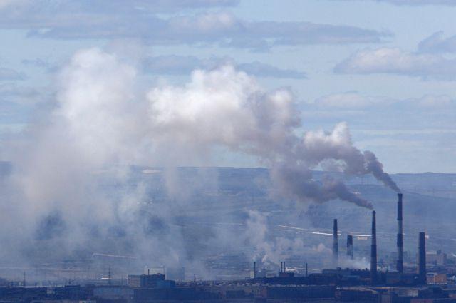 Прокуратура подготовила законопроект об охране атмосферного воздуха.