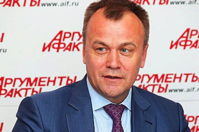 Губернатор Иркутской области Сергей Ерощенко.