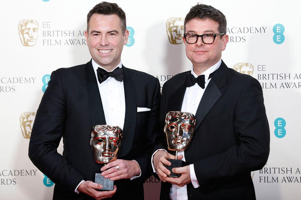 Стивен Бересфорд и Дэвид Ливингстон получили награду за выдающийся дебют в кино.