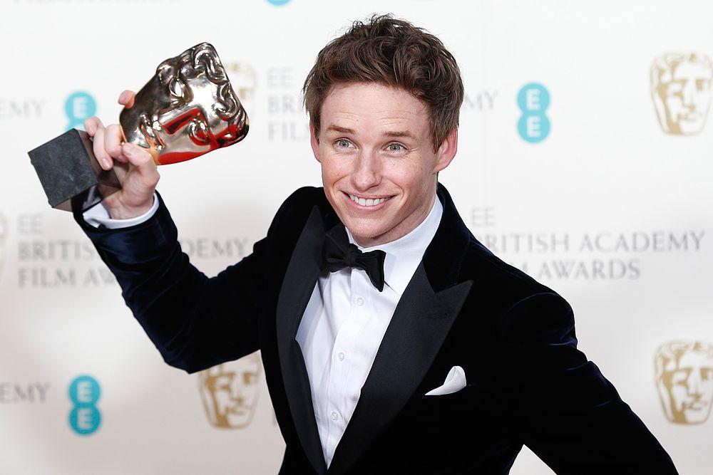 Лучшим актером этого года стал британец Эдди Редмэйн, сыгравший физика Стивена Хокинга в биографической ленте «Теория всего».