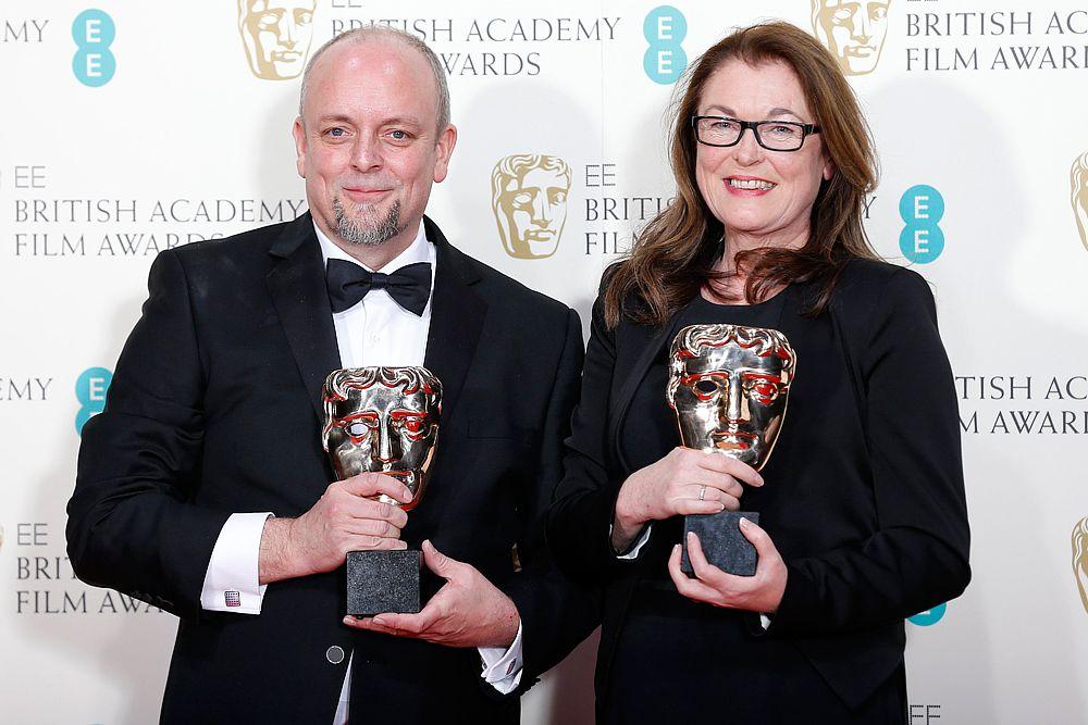 Фрэнсис Хэннон и Марк Кольер получили награду в номинации «Лучший грим» за работу в фильме «Отель Гранд Будапешт».