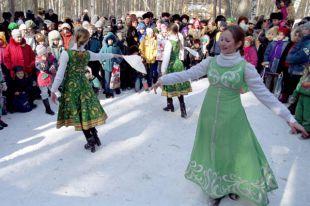 Играми и блинами встретит Архангельск праздник Масленицы
