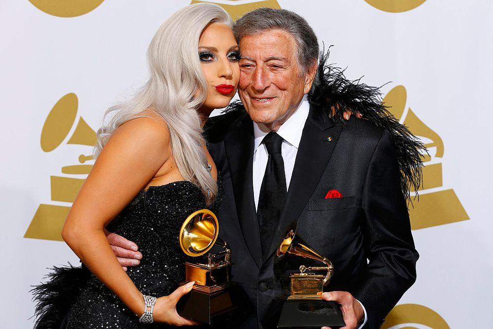 В номинации «Лучший поп-альбом» победа досталась Леди Гаге и Тони Беннетту.