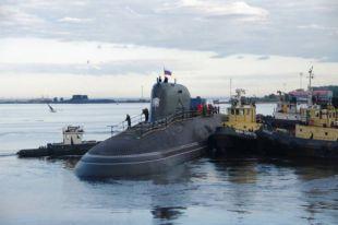 В Северодвинске пройдет закладка атомной подлодки «Архангельск»
