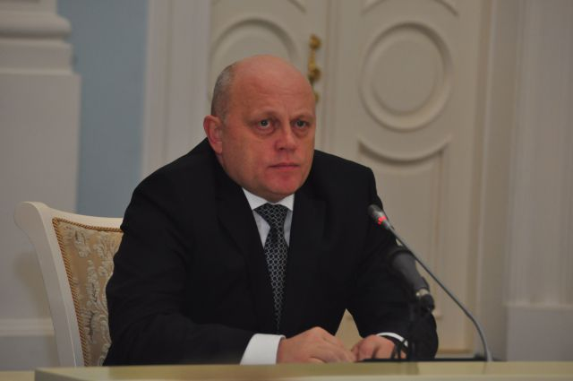 Виктор Назаров выступит с докладом в Москве.