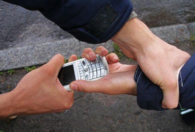 Кража мобильного телефона.