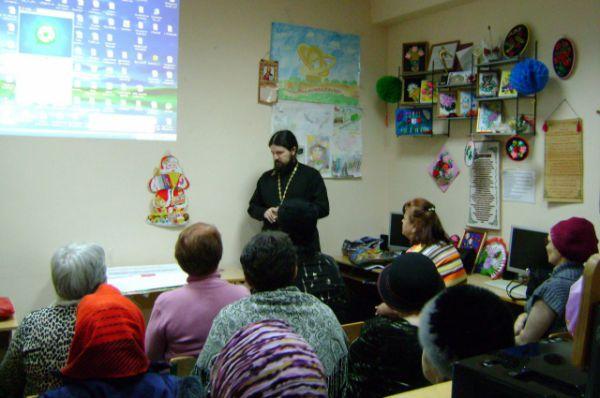 Теперь готовятся отметить Пасху: на уроках православия бывшие атеисты узнают много полезной для себя информации.