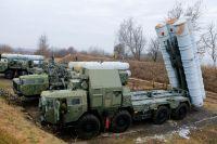 Учения ПВО на Балтфлоте.