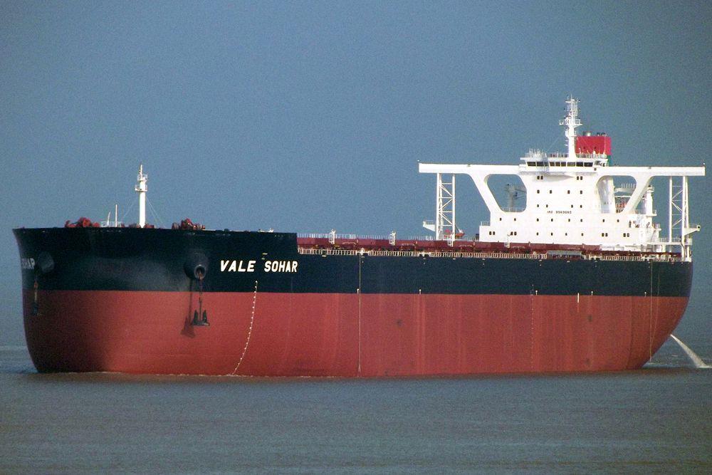 Рудовоз Vale Sohar имеет длину 362 метра. Это судно относится к семейству самых больших сухогрузов, которое в свою очередь принадлежит бразильской горнодобывающей компании Vale. Предназначено для транспортировки руды из Бразилии в США. Всего построено уже 30 подобных кораблей.