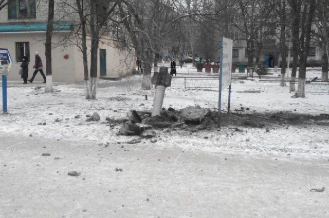 Теракт в Краматорске
