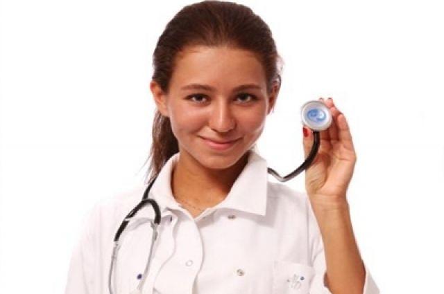 В Омской области научат быть медицинской сестрой.
