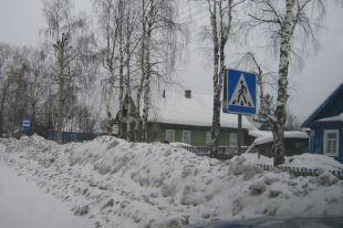 «Осадочек». Кто должен убирать заваленный снегом Архангельск?