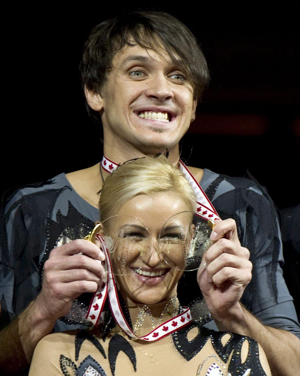 Победителями Волосожар и Траньков стали на своем первом совместном чемпионате Европы. В 2013 году пара в канадском Лондоне пара стала чемпионами мира.