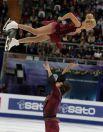 До встречи с Татьяной Волосожар Максим Траньков выступал в паре с Марией Мухортовой, но в 2010 году ушел от тренера, оставив партнершу. В это время Татьяне Волосожар также осталась без своего партнера, Станислава Морозова, который завершил спортивную карьеру.