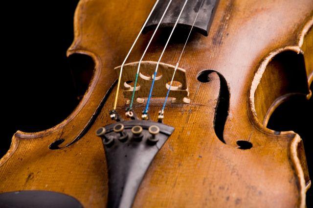 Похищенную у омича скрипку уже вернули владельцу.