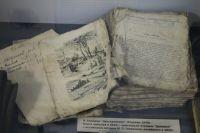 Один из самых удивительных экспонатов музея - книга В.А. Каверина «Два капитана», изданная в 1940 году.