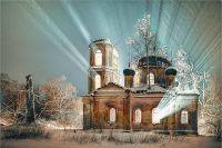 Храм Николая Чудотворца в селе Никола-Пенье (Ярославская область).