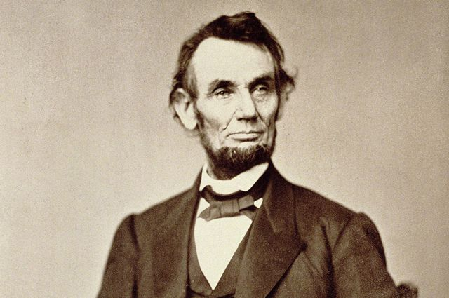 линкольн авраам фото