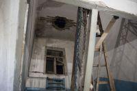 Разрушения в Краматорске