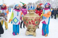 Народные гуляния будут организованы на бульваре Мартынова.