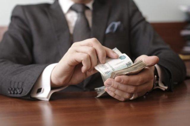 Омская область входит в десятку регионов по получению взяток.