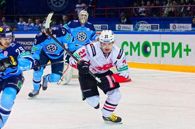 Сергей Широков принёс победу омскому клубу