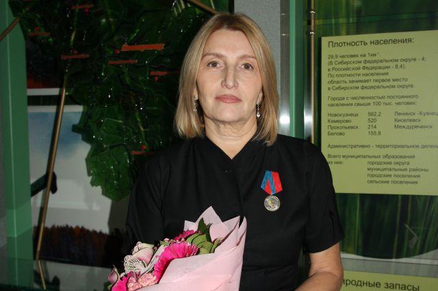 Татьяна Цыщук.