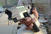 Один из видов электрошокового оружия.