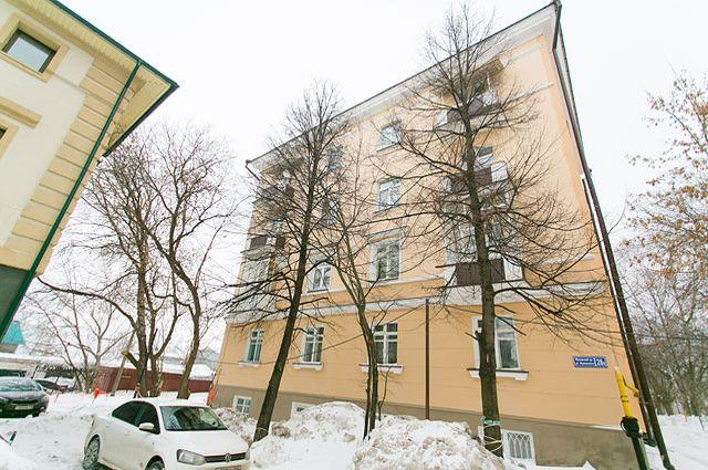 Дом по улице Жуковского, 28А