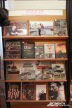 Часть книг, подаренных Владимиром Чуровым библиотеки Музея оружия