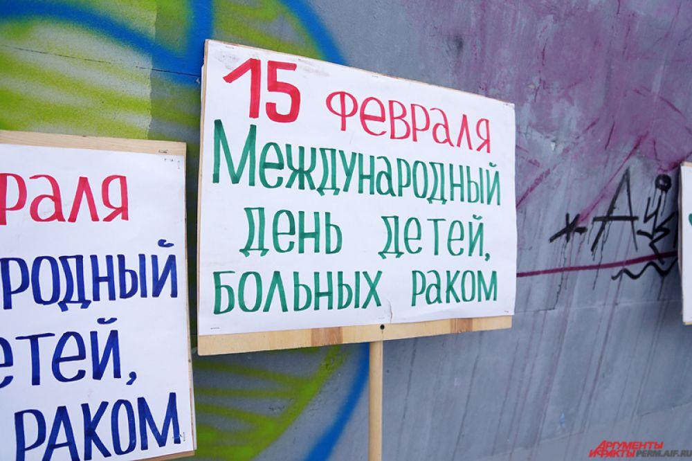 Организатором выступил благотворительный фонд «Берегиня».