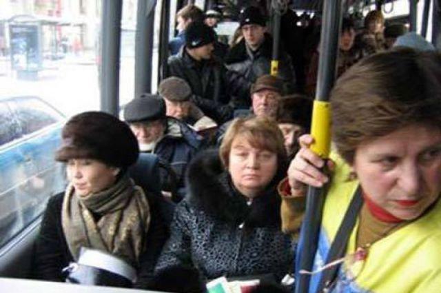 Общественный транспорт Новосибирска могут покрасить в единые цвета