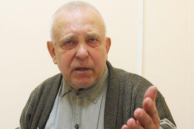 Леонид Лавриненко, неуёмный правдоруб.