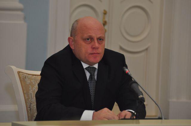 Виктор Назаров собирается добиваться обмена территориями.