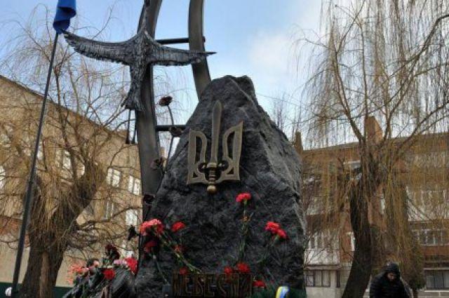 В Киеве на Байковом кладбище установили памятник актеру Богдану Ступке - Цензор.НЕТ 675