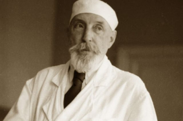 Владимир Филатов.