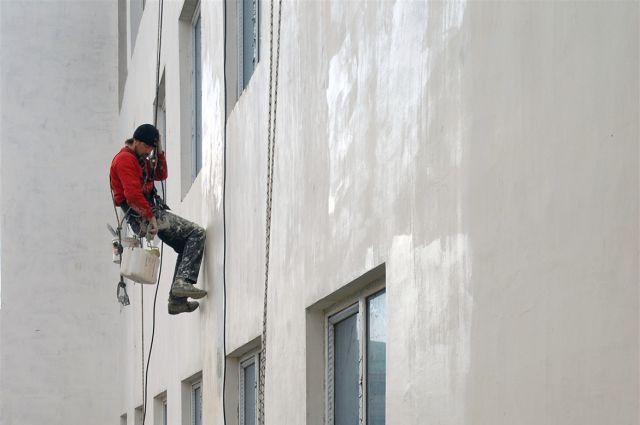 На ремонт фасадов нужно потратить 2,5 млрд рублей.