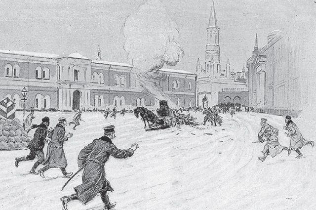 «Бесы» революции. 110 лет назад был совершён первый в истории Москвы теракт
