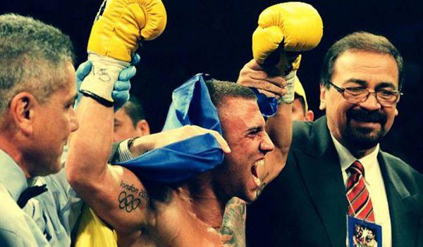 Лучшие фото украинского боксера Василия Ломаченко