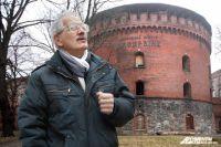 Борис Адамов: «Туристы хотят видеть в Калининграде рыцарские замки и другие следы Средневековья».