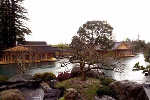 Основатель и гендиректор корпорации Oracle Ларри Эллисон считается одним из самых страстных коллекционеров недвижимости в мире. Свое калифорнийское поместье в японском стиле он построил в 2004 году. На площади почти в 10 га расположились 10 жилых и хозяйственных построек, искусственное озеро, чайны дом, баня и пруд с рыбами. Налог с поместья превышает $70 млн. Цена – $200 млн.