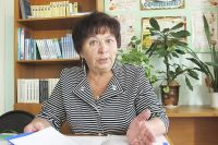 Нина Польская, Учитель с большой буквы.