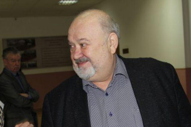 Владимир Малышев.
