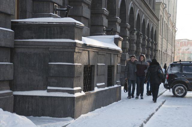 Историческое здание будут реставрировать.
