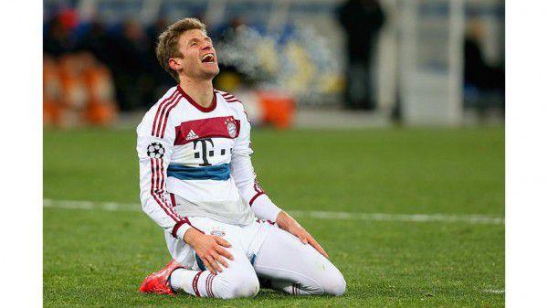 Матч «Бавария»– «Шахтер»