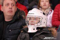 Юные хоккеисты смогут заниматься в хоккейной академии.