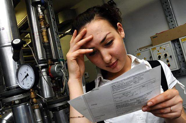 В Архангельской области нужен глаз да глаз за цифрами в счетах за коммуналку