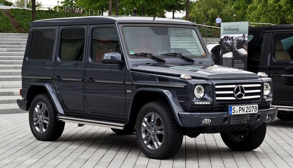 А вот самым неэкономичным внедорожником по данным немецких экспертов оказался Mercedes-Benz G 500, потребляющий 14,9 литра на 100 км пути.