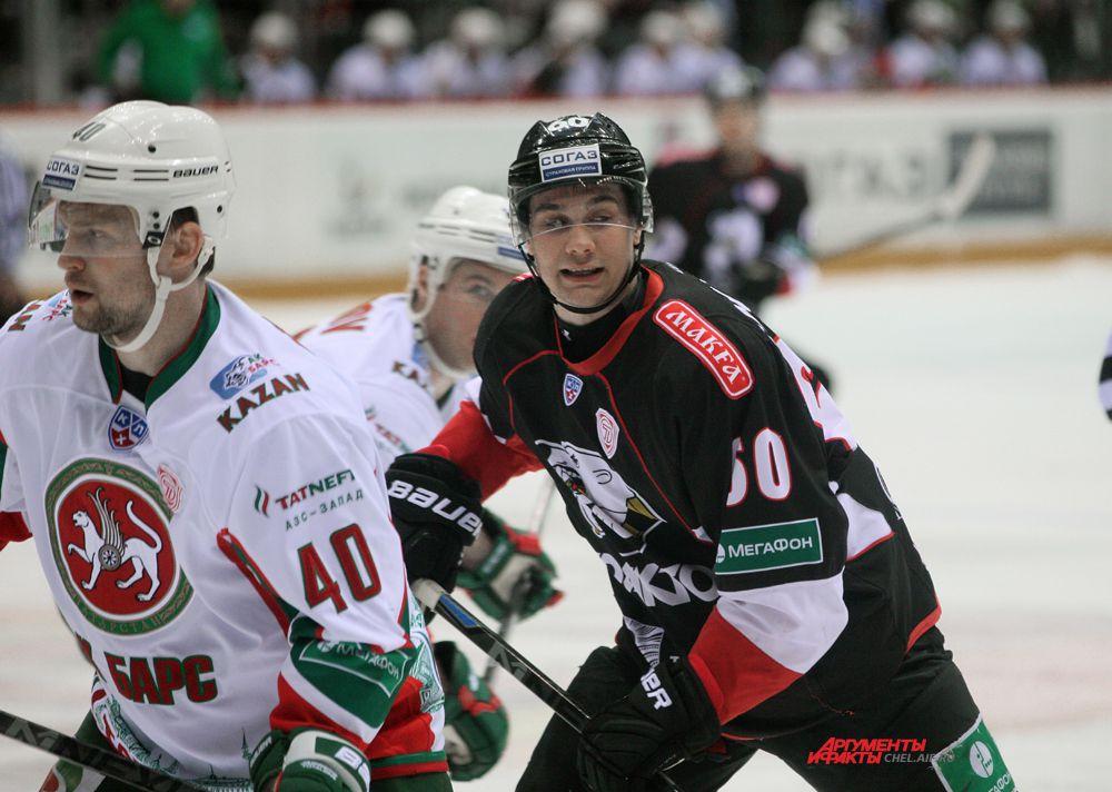 Артём Пеньковский в нападении